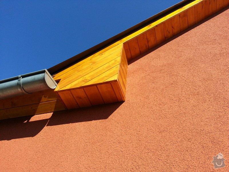 Podbytí krovů cca 40m2: 20130930_142147