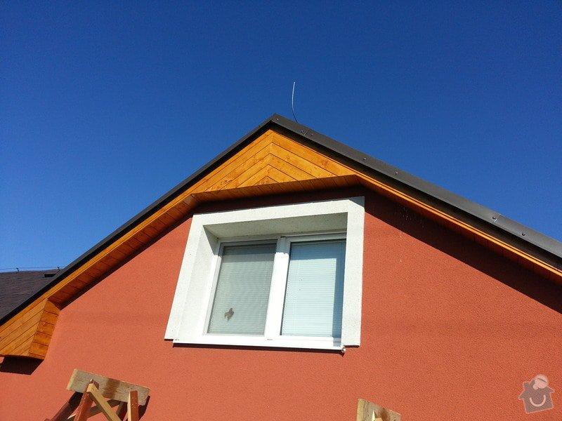 Podbytí krovů cca 40m2: 20130930_142325