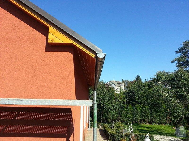 Podbytí krovů cca 40m2: 20130930_142339