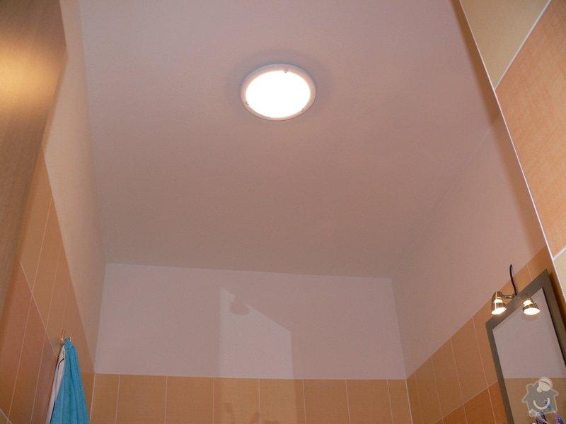 Výmalba dětského pokoje a koupelny: P1220871