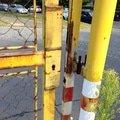 Repase vjezdovych vrat na parkovisti img 0718