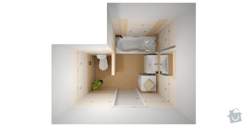 Rekonstrukce koupelny: VIZ_SOUKUP_TOMAS_VER1_1
