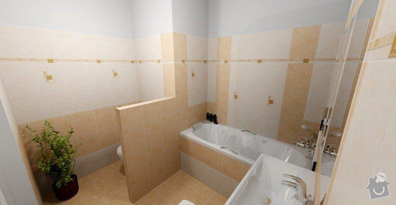 Rekonstrukce koupelny: VIZ_SOUKUP_TOMAS_VER1_3