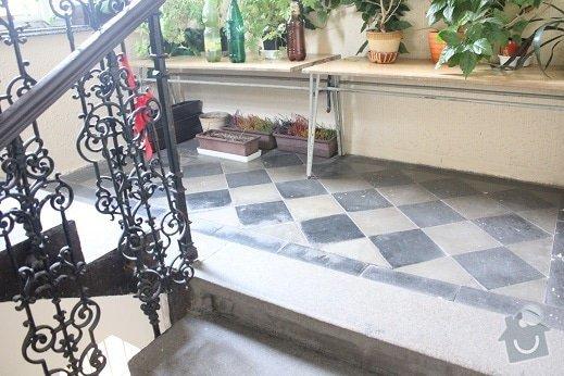 Výměna dlažby v činžovním domě na Praze 1: IMG_9276