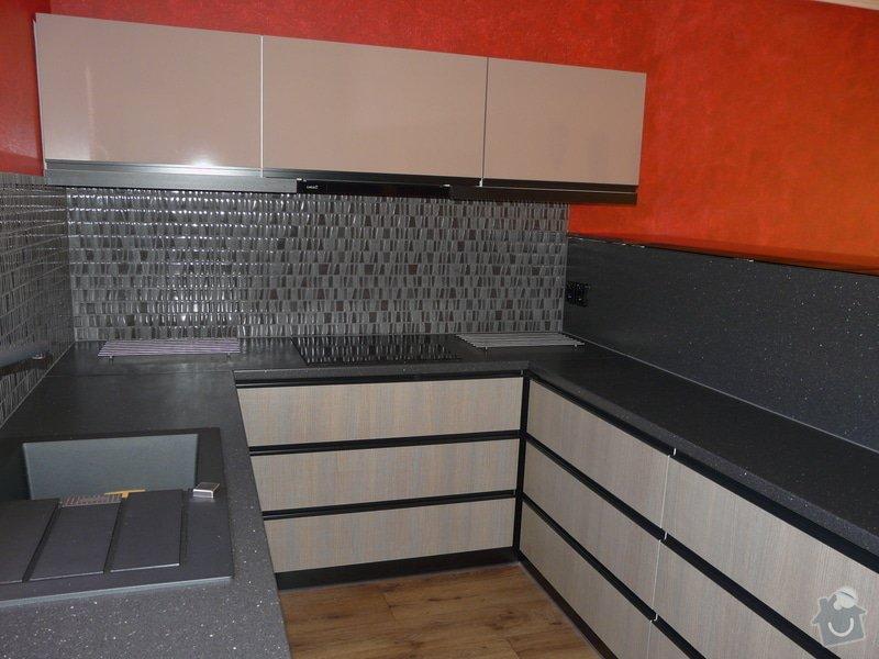 Kuchyňská linka a skříň na akvárium: 4