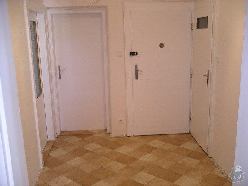 Vstupní dveře do bytu - výměna: IMGP2216