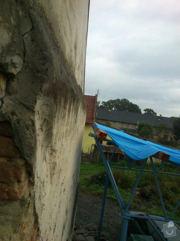Částecna rekonstrukce sedlove strechy před zimou.: DSC_2077