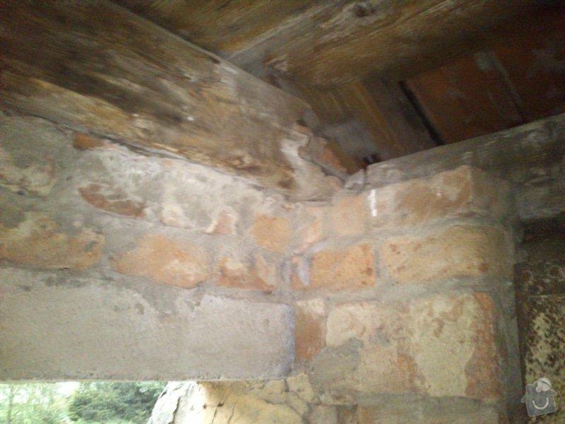 Částecna rekonstrukce sedlove strechy před zimou.: DSC_2089