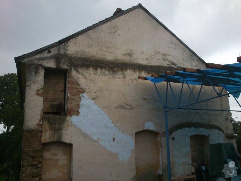 Částecna rekonstrukce sedlove strechy před zimou.: DSC_2097