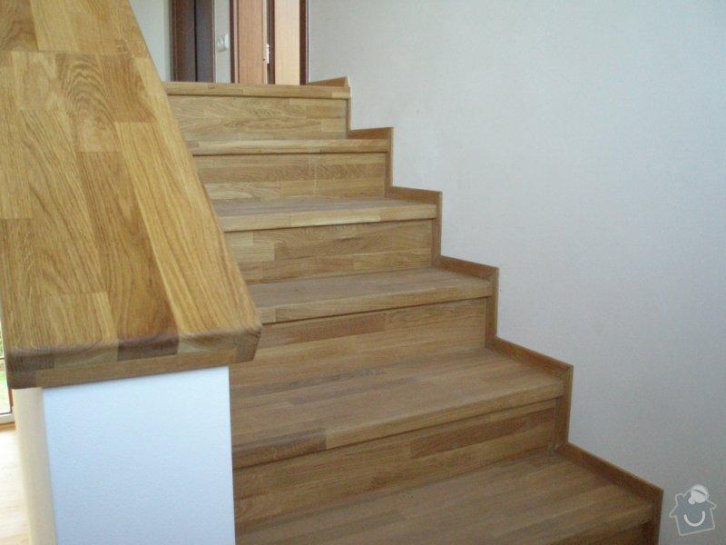 Pokladka vinylove podlahy 85m2 a 15 schodu: TypSchodu2