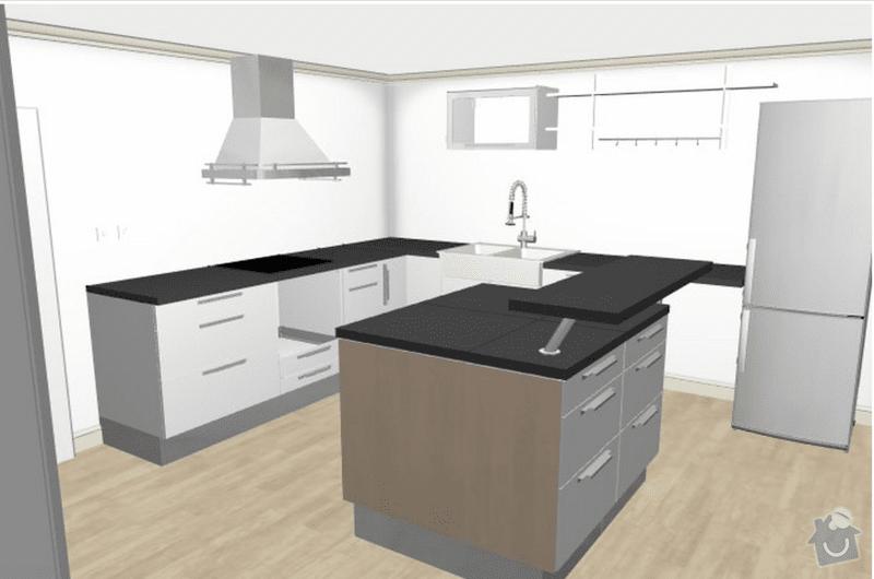 Kuchyňská linka: navrh_kuchyne3