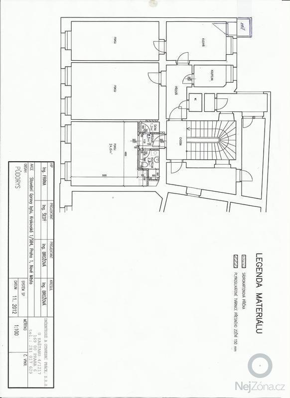 Vybudování koupelny se sprchovým koutem: Krakovska_584_-_byt_6_a_17