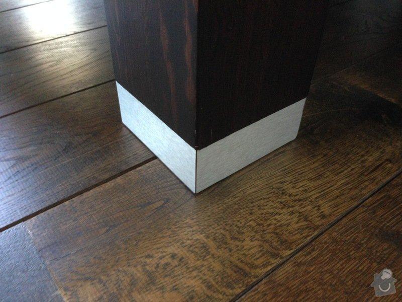 Výroba dřevené přebalovací komody: fotografie