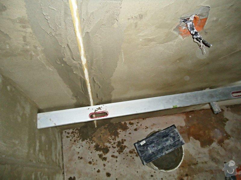 Sundat lino v kuchyni, položit dlažbu 17 m2 vymalovat kuchyň: 19