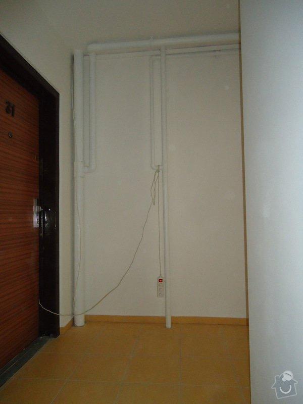 Stavební úpravy (rozšíření)panelového bytu: DSC08571