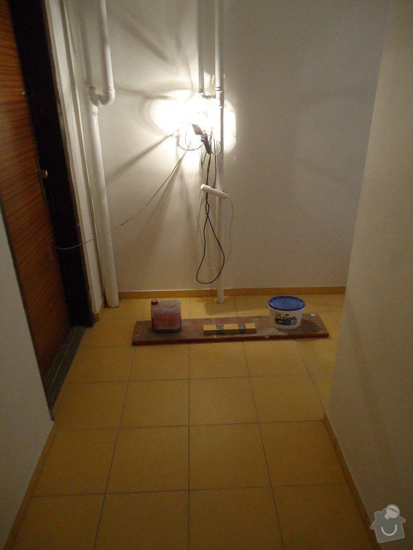 Stavební úpravy (rozšíření)panelového bytu: DSC08565