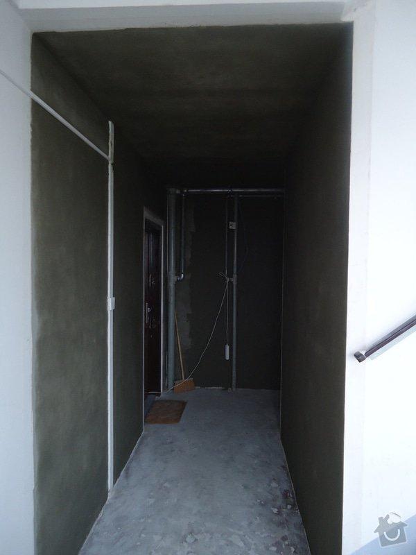 Stavební úpravy (rozšíření)panelového bytu: DSC08477