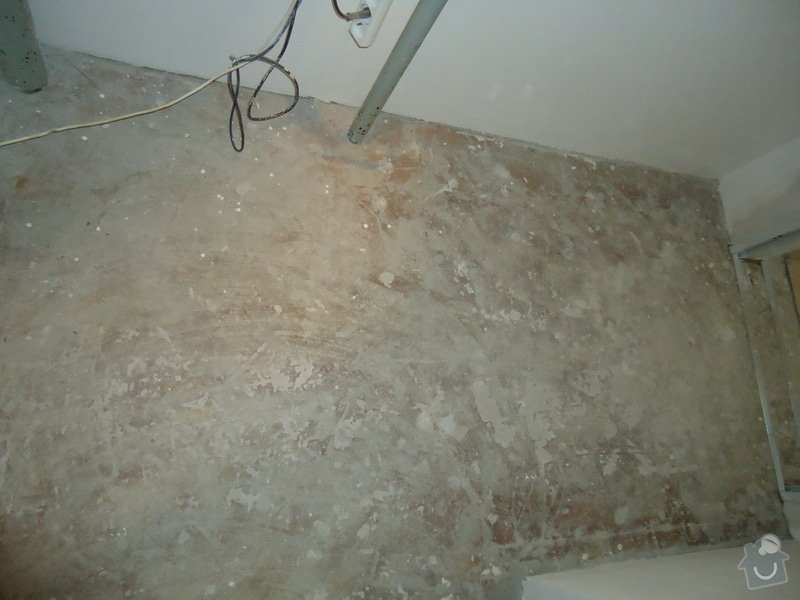 Stavební úpravy (rozšíření)panelového bytu: DSC08543