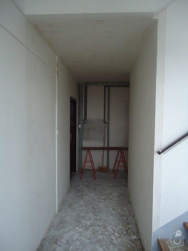 Stavební úpravy (rozšíření)panelového bytu: DSC08474