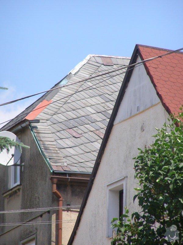 Drobná oprava střechy: P6210162