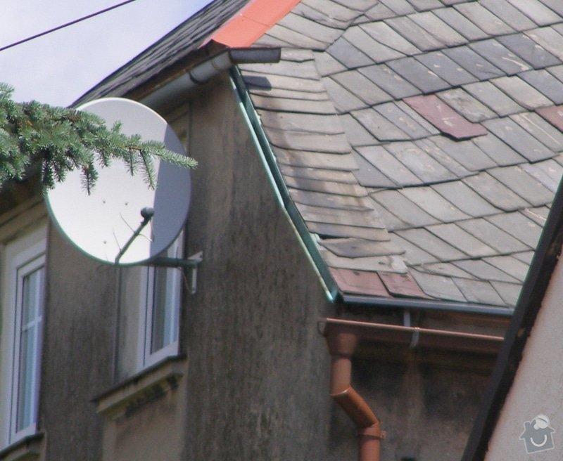 Drobná oprava střechy: P6210161