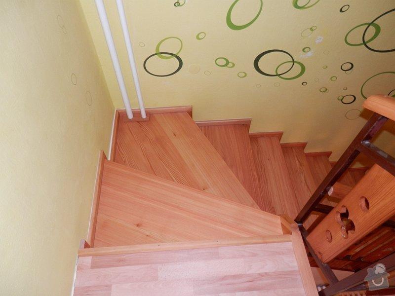 Dodávka obložení schodiště : P8301066-002