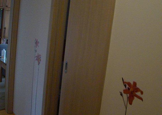 Dodávka dveří a pouzder pro posuvné dveře