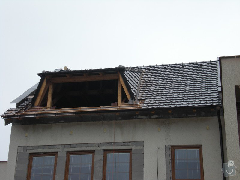 Rekonstrukce střechy: vera_223