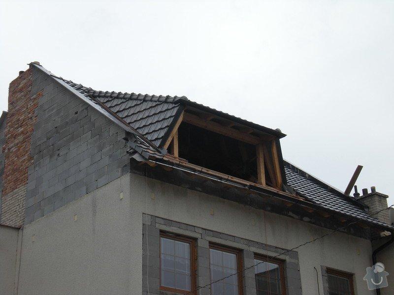 Rekonstrukce střechy: vera_224