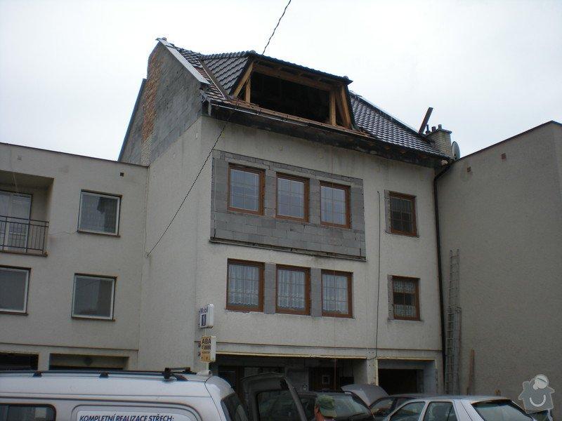 Rekonstrukce střechy: vera_225