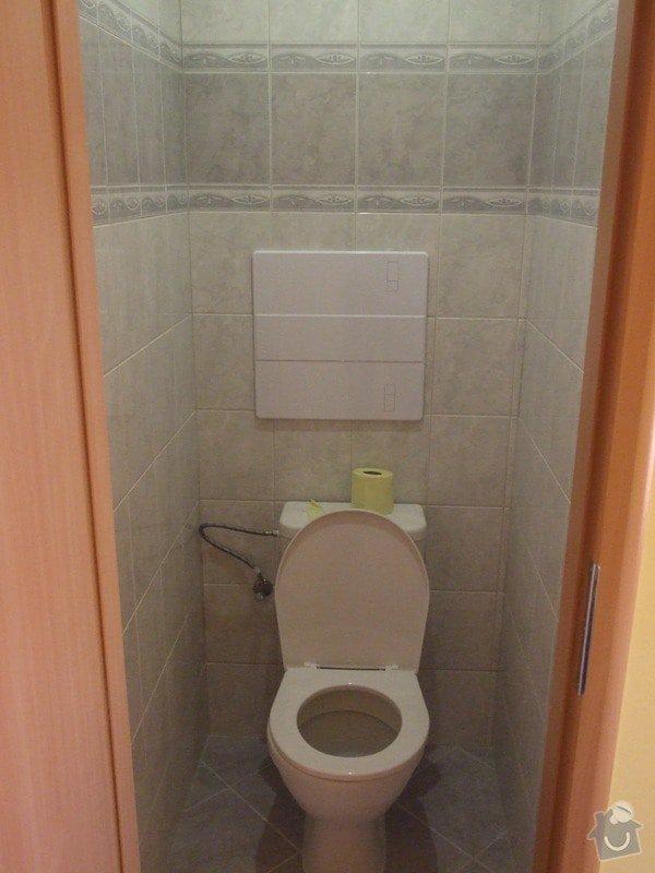 Kompletní rekonstrukce bytu 2kk + nová kuchyňská linka a vest. skříň: DSCF4883