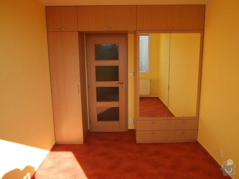 Kompletní rekonstrukce bytu 2kk + nová kuchyňská linka a vest. skříň: DSCF4889