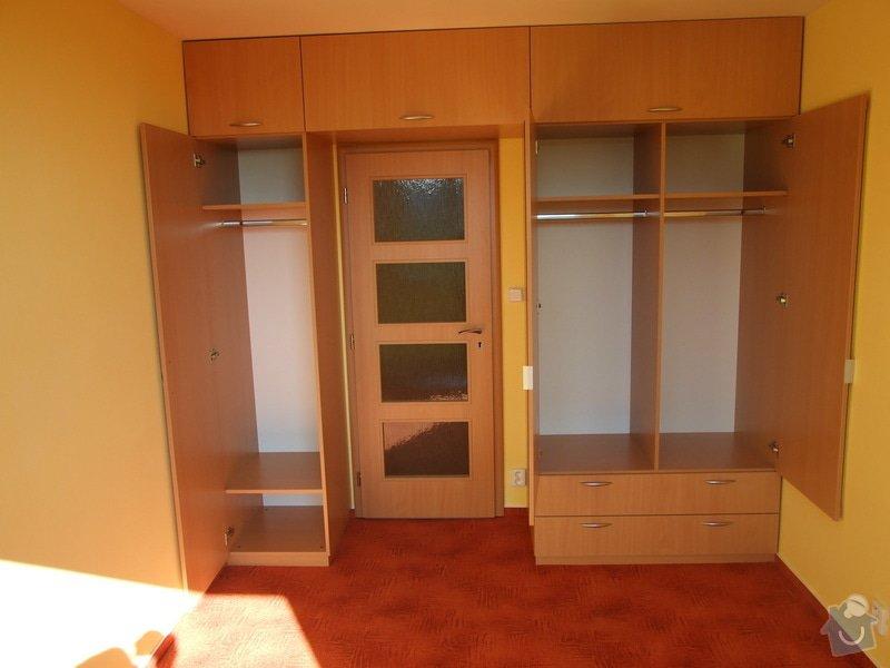 Kompletní rekonstrukce bytu 2kk + nová kuchyňská linka a vest. skříň: DSCF4890