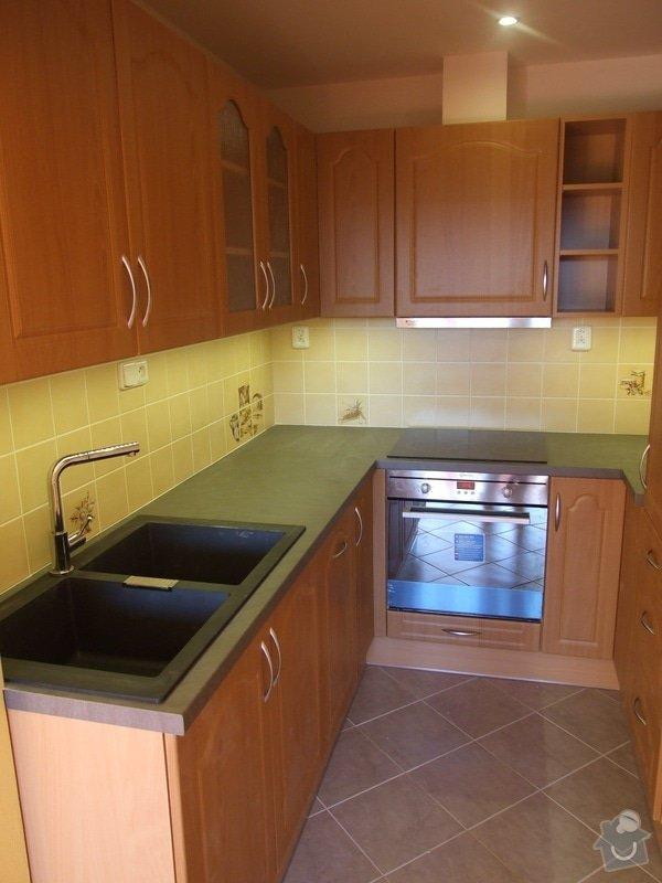 Kompletní rekonstrukce bytu 2kk + nová kuchyňská linka a vest. skříň: DSCF4891