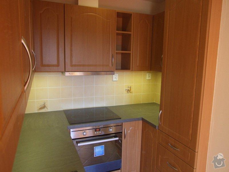 Kompletní rekonstrukce bytu 2kk + nová kuchyňská linka a vest. skříň: DSCF4893