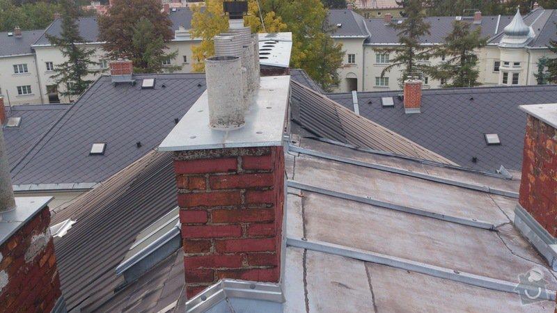 Oprava střechy asi 380 m2: DSC_0367