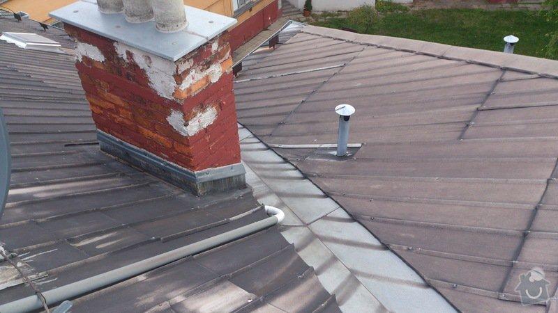 Oprava střechy asi 380 m2: DSC_0368