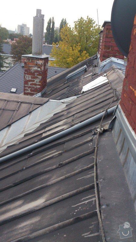 Oprava střechy asi 380 m2: DSC_0369