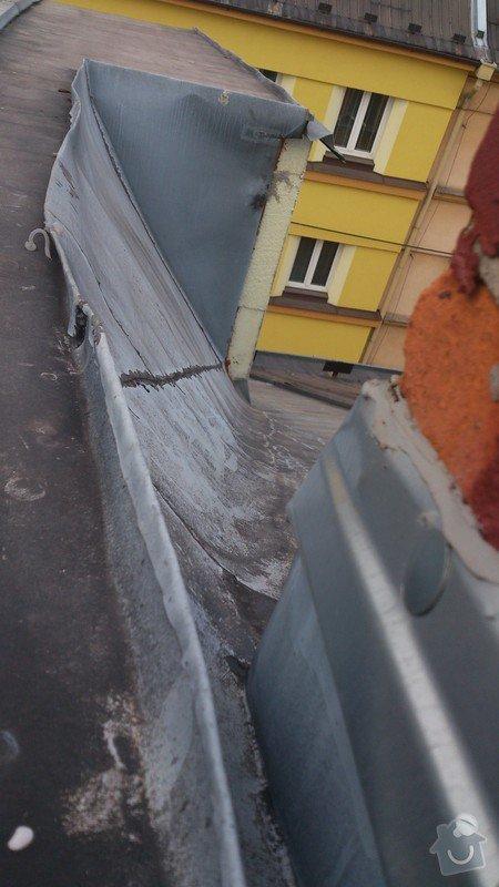 Oprava střechy asi 380 m2: DSC_0370