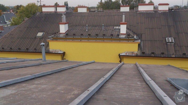 Oprava střechy asi 380 m2: DSC_0371