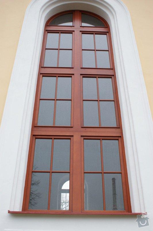 Výměna historických oken a dveří  : okno_po