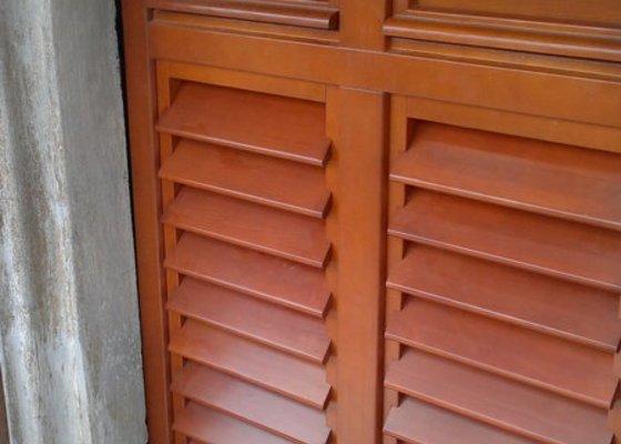Výměna historických oken a dveří
