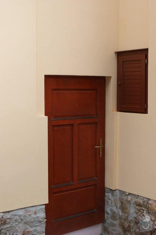 Výměna historických oken a dveří  : dvere_po