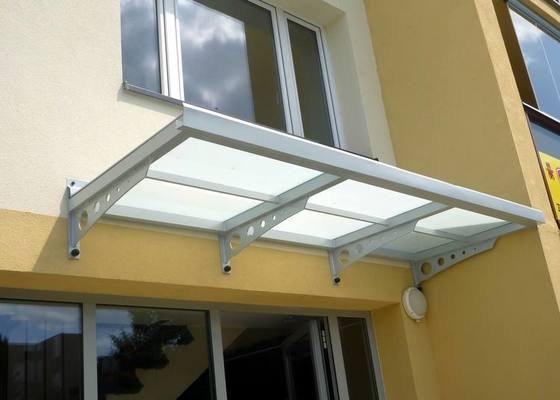 Zateplení fasády, zateplení střechy, výměna oken, hliníkové zábradlí, lodžie, vstupní portál, zasklení lodžií