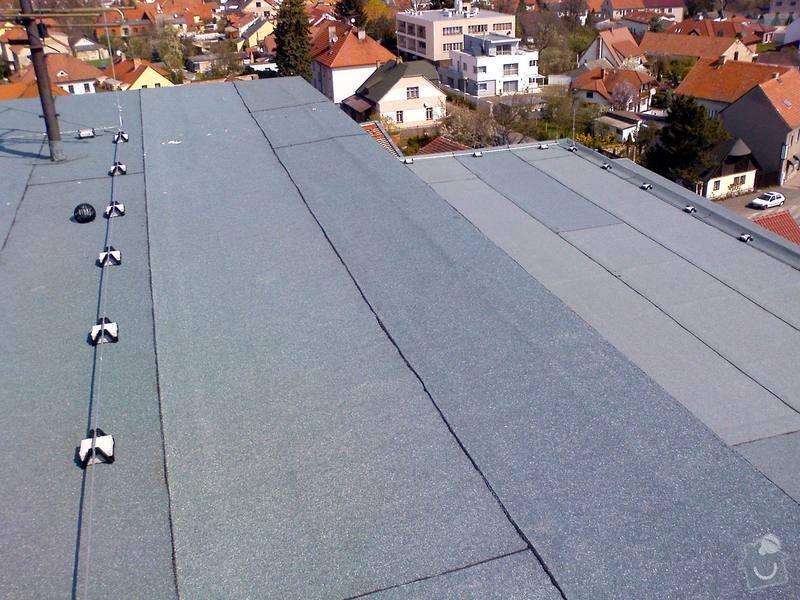 Zateplení fasády, zateplení střechy, výměna oken, hliníkové zábradlí, lodžie, vstupní portál, zasklení lodžií: 9