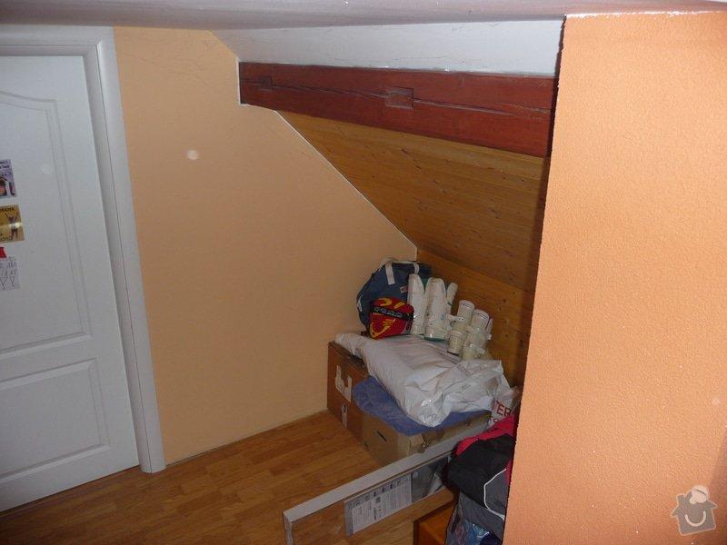 Vestavěné skříně - 3 ks: P1020984