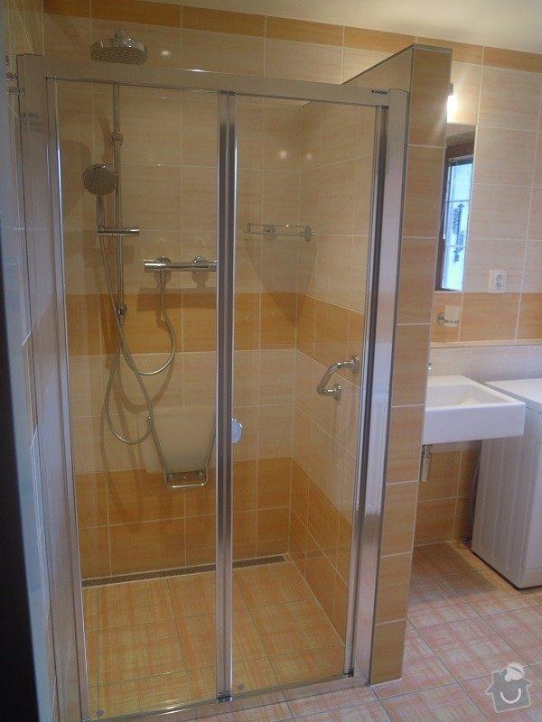 Kompletní rekonstrukce koupelny pro ZTP: 186-01-LBC-Nad_Sokolovnou