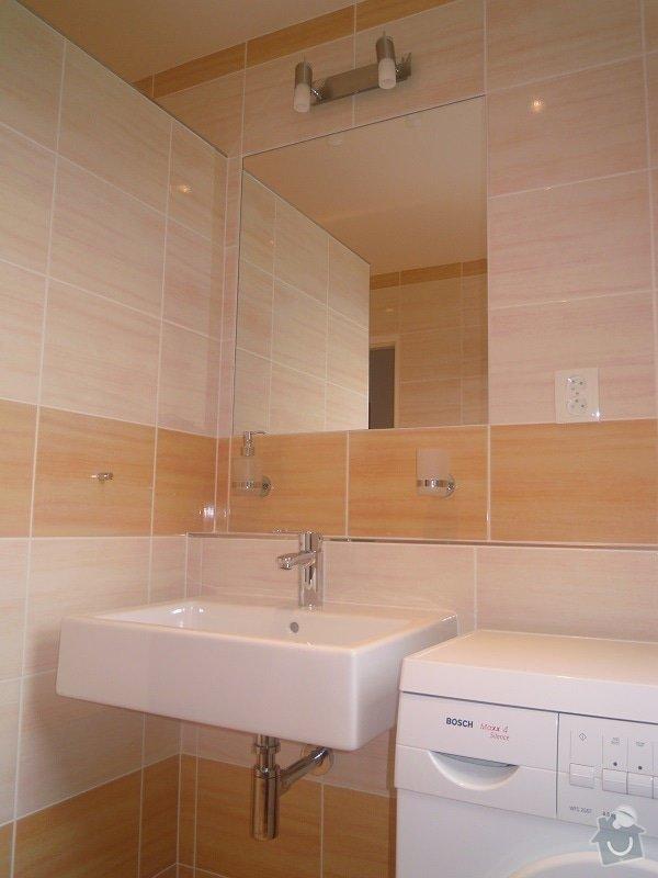 Kompletní rekonstrukce koupelny pro ZTP: 186-04