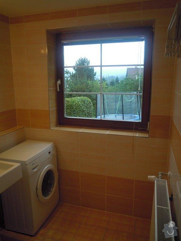 Kompletní rekonstrukce koupelny pro ZTP: 186-06