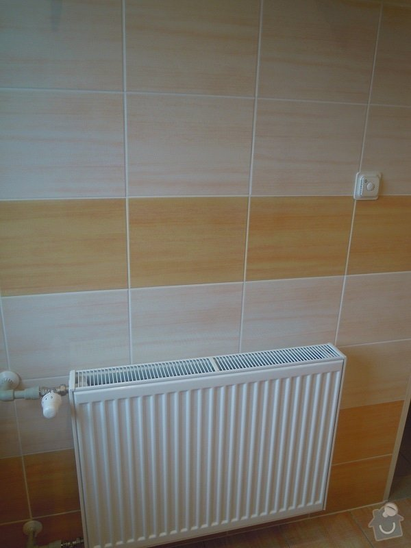 Kompletní rekonstrukce koupelny pro ZTP: 186-07